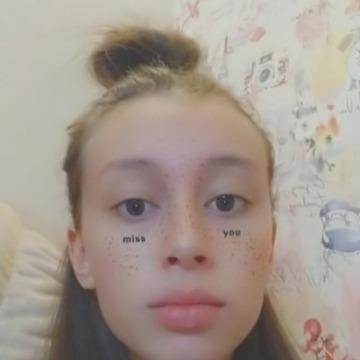 Аминка, 19, Vladikavkaz, Russian Federation