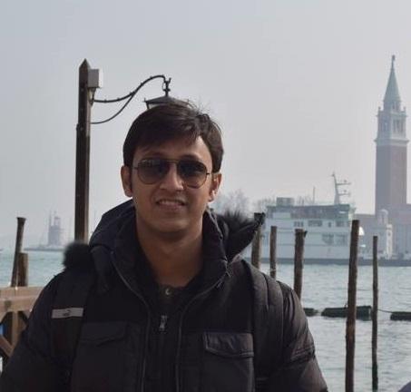 Sankalp Jain, 30, Jaipur, India
