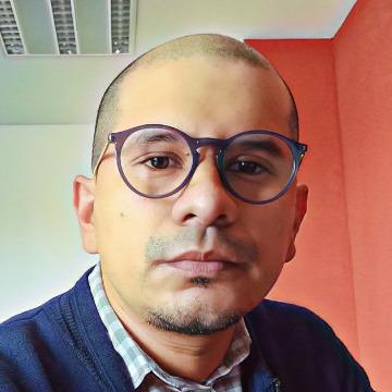 Irving, 34, Mexico City, Mexico