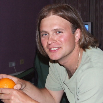 Victor Andronic, 39, Rezina, Moldova
