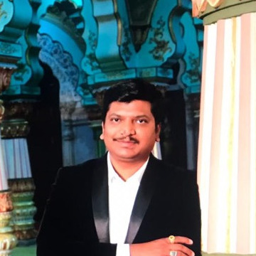 Dhruva, 36, Bangalore, India