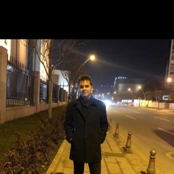 Burak, 24, Izmir, Turkey