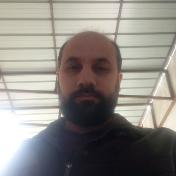 Ayham, 33, Aleppo, Syria