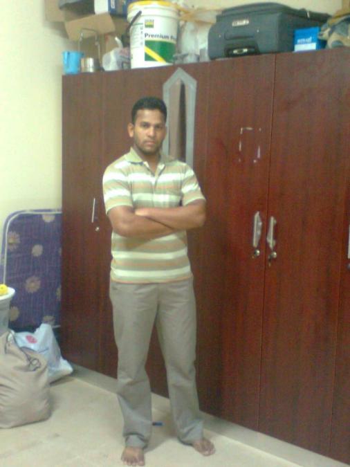 arif, 29, Abu Dhabi, United Arab Emirates