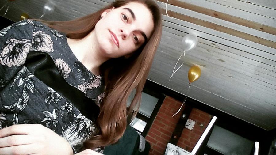 Марина, 23, Vitsyebsk, Belarus