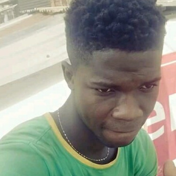 Onofe Lawrence, 27, Lagos, Nigeria