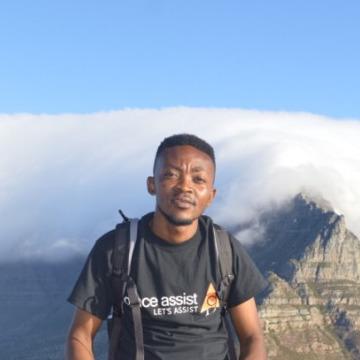 Kennedy Owusu, 30, Accra, Ghana
