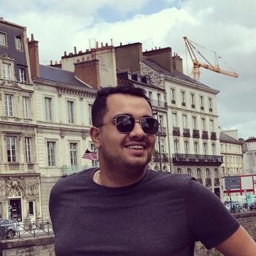 Omar Tharwat, 28, Hurghada, Egypt