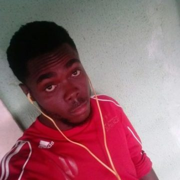 Chukwuma Onyegbula, 29, Lagos, Nigeria