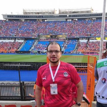 Yehia Tarek Emam, 36, Cairo, Egypt