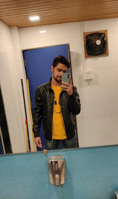 Nikhil Punia, 24, Ghaziabad, India