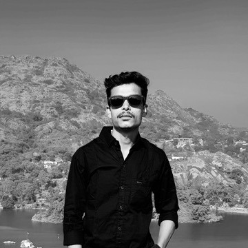 Shamsher, 24, Ahmedabad, India