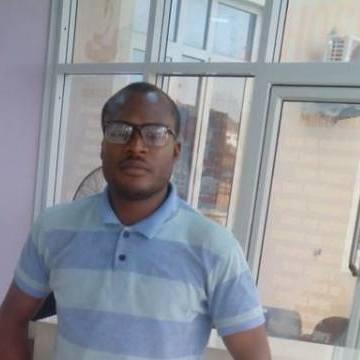 Innocent Enyinnaya C, 36, Abuja, Nigeria