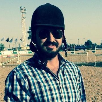 Raed Sarhan, 28, Dubai, United Arab Emirates