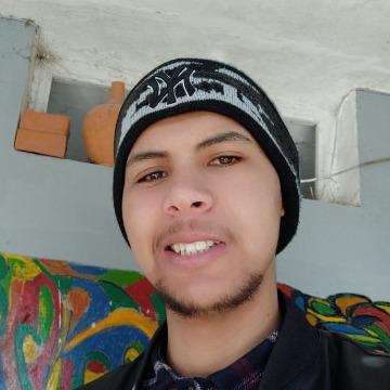 Abderrazzak Essnoussi, 22, Marrakesh, Morocco
