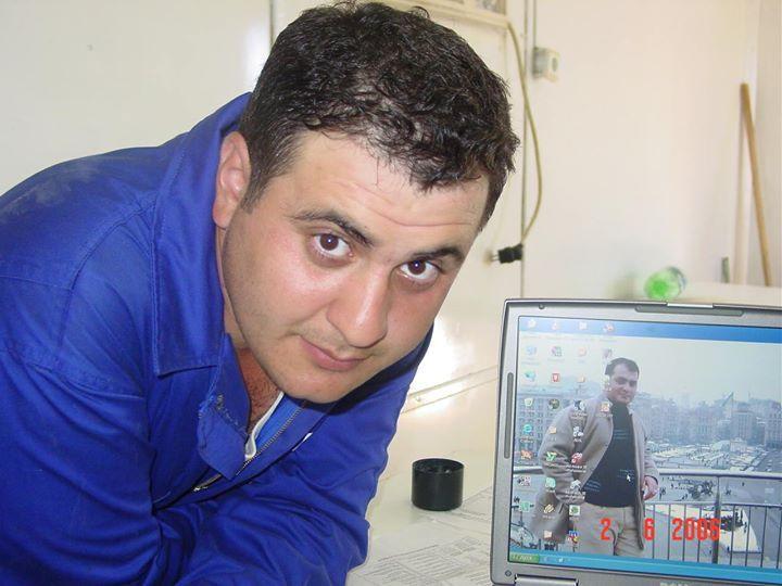 Parvin Rafiqoğlu, 40, Baku, Azerbaijan