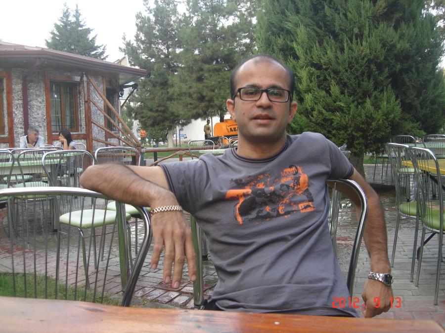 Ravi Motiani, 43, Karachi, Pakistan