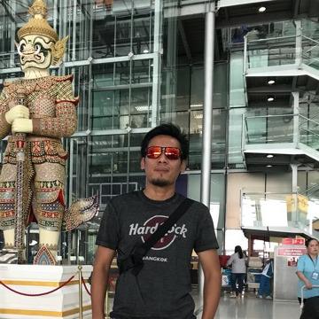 Fauzi, 38, Kuala Lumpur, Malaysia