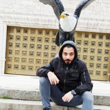 Ahmed Abu Rady, 30, Istanbul, Turkey