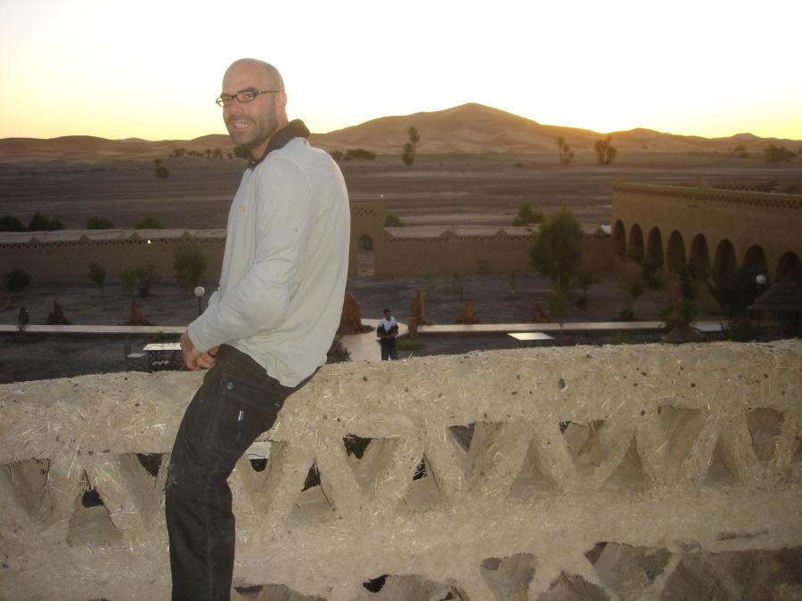 Odisee, 46, Madrid, Spain