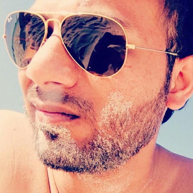 Ashish Gosain, 34, Dubai, United Arab Emirates