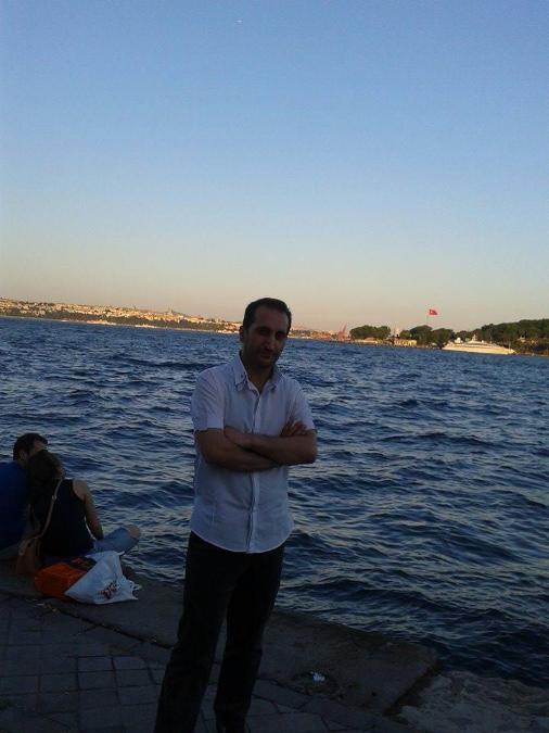 Nihat, 41, Istanbul, Turkey