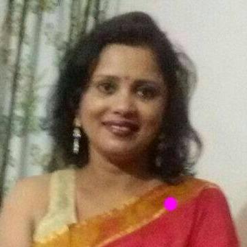 Vijaya Bhanu, 47, Visakhapatnam, India