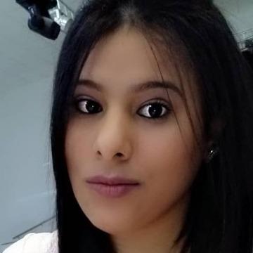 Rosylei Dos Santos, 28, Francisco Beltrao, Brazil