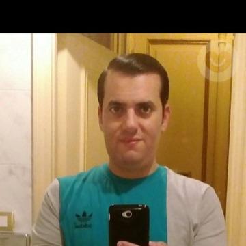 Khalid Hussien, 39, Cairo, Egypt