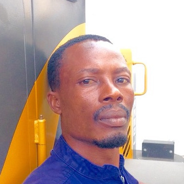 Paul Smith, 36, Accra, Ghana