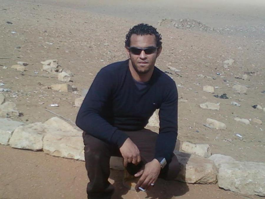 maged, 34, Cairo, Egypt