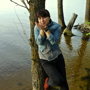 Варвара Воскобойникова, 28,