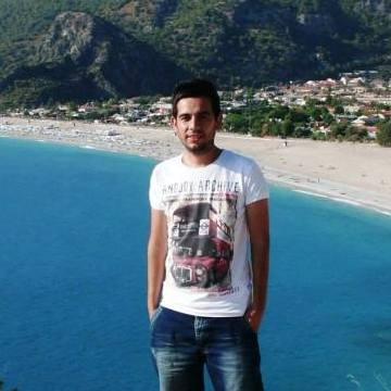 Serhat Göktepe, 29, Fethiye, Turkey