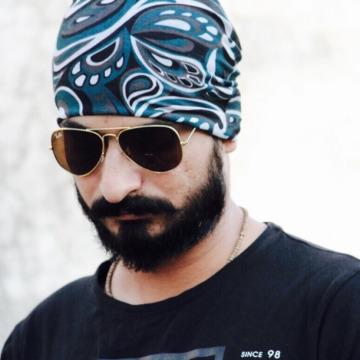 Pushpendra Singh Rathore, 37, Jaipur, India