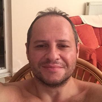 Ali Sait Özkan, 45, Istanbul, Turkey