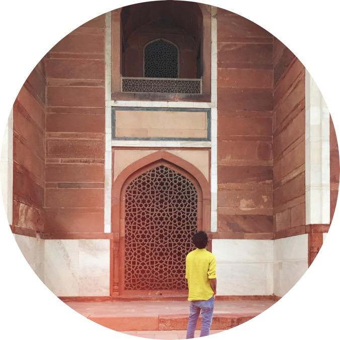 Ayan Raxit, 24, New Delhi, India