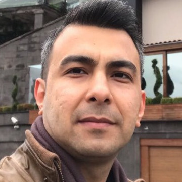 Ramazan Özden, 28, Adana, Turkey