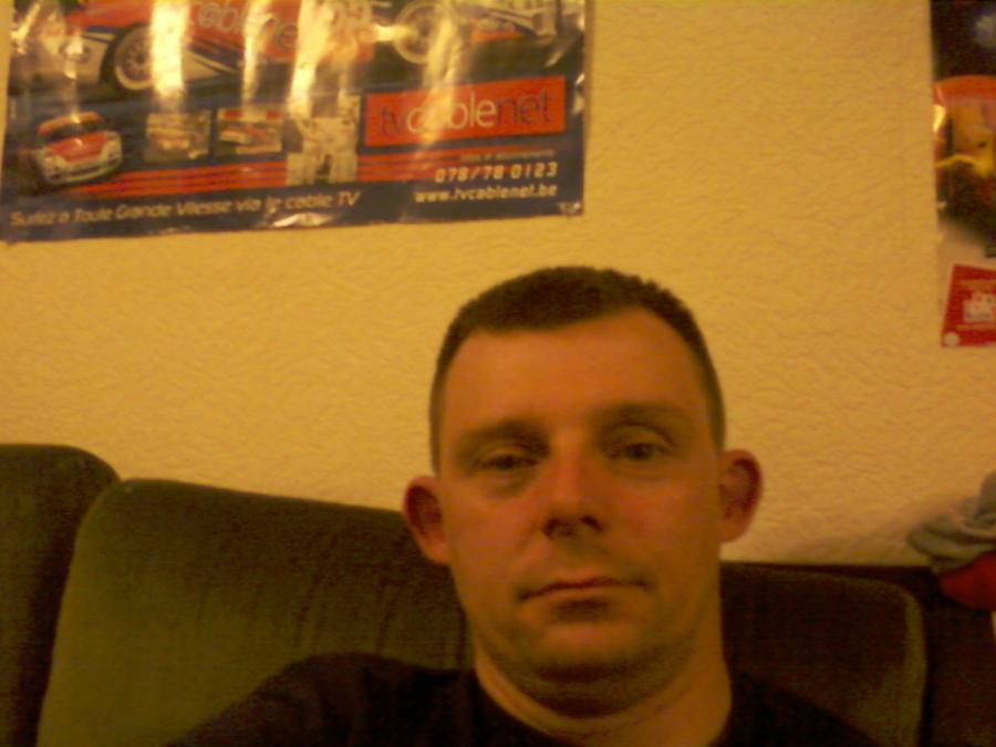 John Dumoulin, 47, Ans, Belgium