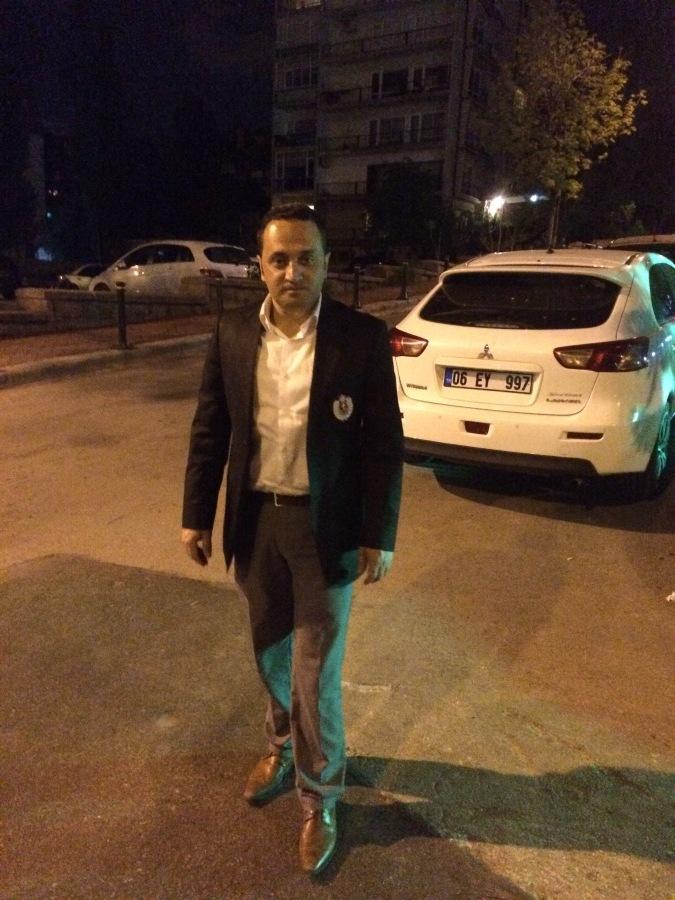 tolga öztürk, 30, Ankara, Turkey