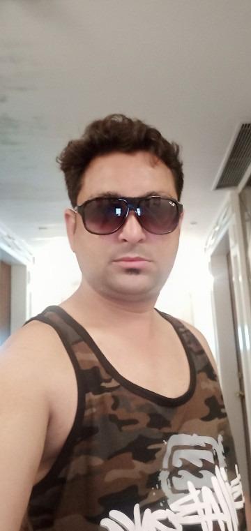 Aku, 34, New Delhi, India