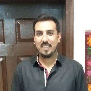 Ali Nisar, 37, Lahore, Pakistan