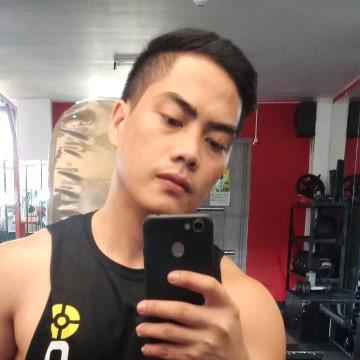 Gilbert Madrideo Lauta, 29, Antipolo, Philippines
