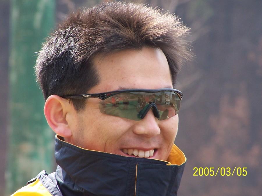 Chalee Lee, 48, Yongin-si, South Korea