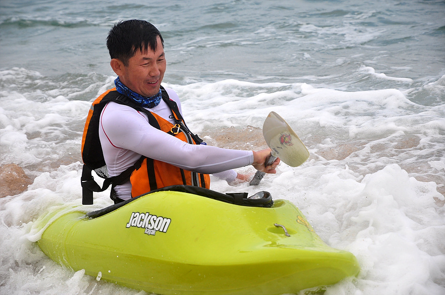 Chalee Lee, 49, Yongin-si, South Korea