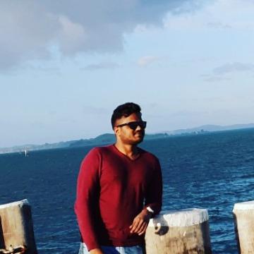Ravi, 25, Auckland, New Zealand