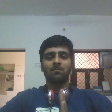 Monu Joshi, 25, Jodhpur, India