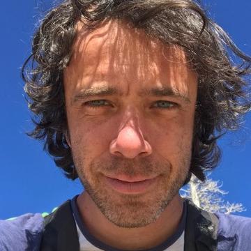 Jérôme Hébert, 38, Santa Cruz, United States