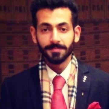 Hasan Azhar Qureshi, 25, Lahore, Pakistan