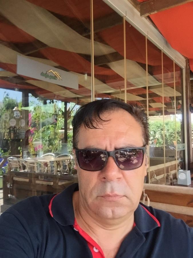 Ramazan Akkoyun, 56, Izmir, Turkey