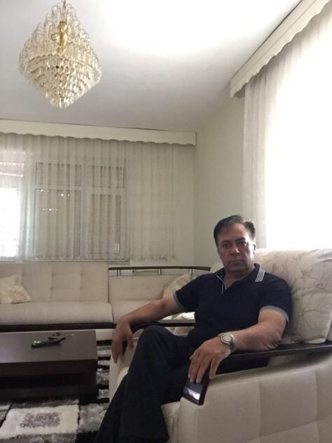 Ramazan Akkoyun, 55, Izmir, Turkey